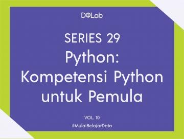 Belajar Python Pemula : Yuk Kenali Tipe Data yang Sering Digunakan dalam Python!