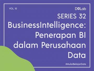 Kenali Profesi Business Intelligence pada Berbagai Macam Industri Masa Kini