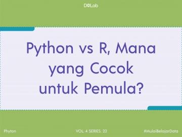 Python vs R, Yuk Ketahui Bahasa Pemrograman Terbaik