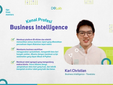 Belajar Data Science Mengenal Business Intelligence VS Data Analyst, Apa Bedanya?