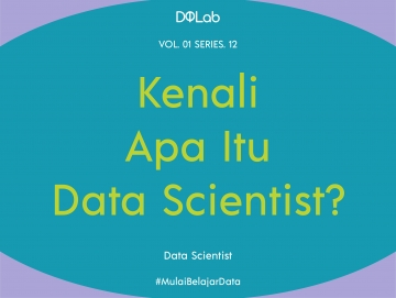 Kenali Data Scientist di Era Revolusi Industri 4.0