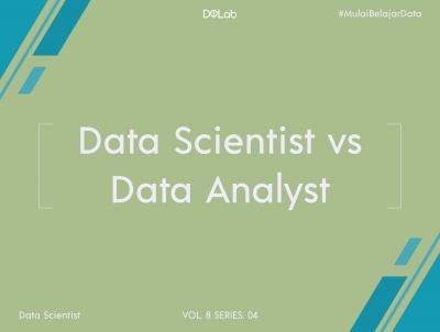 Data Scientist vs Data Analyst, Apa Bedanya?
