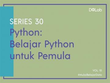 Python : Kenali 3 Buku yang Akan Mempercepat Kamu Dalam Belajar Python