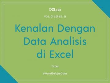 Rumus Data Analisis di Excel yang Digunakan dalam Dunia Kerja