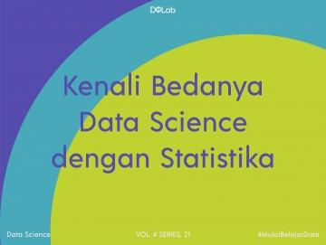 Statistika dan Data Science, Apa bedanya?