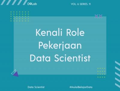 Beberapa Fakta Terkait Pekerjaan Data Scientist