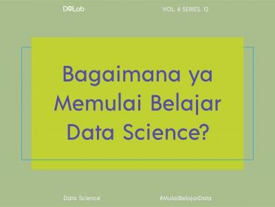 Kick Start Belajar Data Science Bersama DQLab