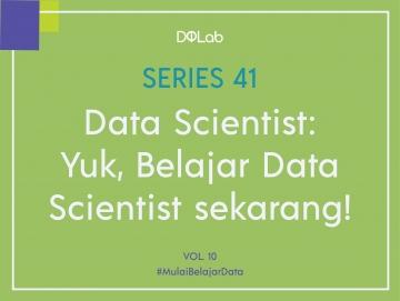 Belajar Menjadi Data Scientist? Gunakan 3 Buku Ini Untuk Meningkatkan Kemampuan Data Science Mu