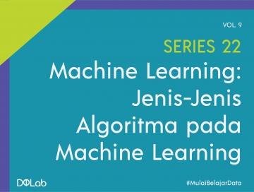Intip 3 Penerapan Algoritma Machine Learning