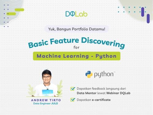 Pentingnya Belajar Python untuk Hadapi Dunia Kerja, Yuk Coba DQLab Learning Module di Rumah!
