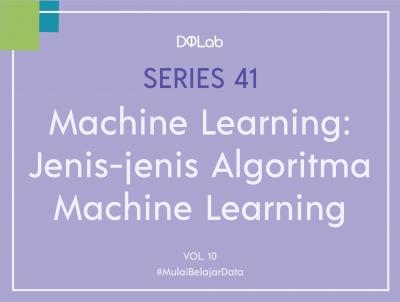 Jenis-jenis Algoritma Supervised Machine Learning