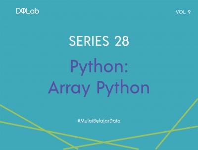 3 Metode Numpy Array Python Sebagai Dasar Proses Manipulasi Data