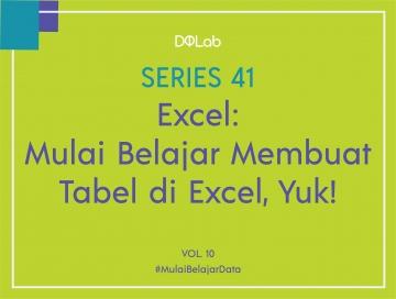 Cara Membuat Tabel di Excel: Yuk Intip Cara Membuat Tabel di Microsoft Excel agar Laporanmu Lebih Menarik!