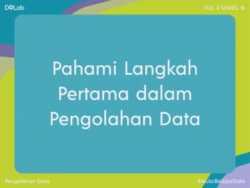 Pengumpulan Data, Langkah Pertama dalam Proses Pengolahan Data