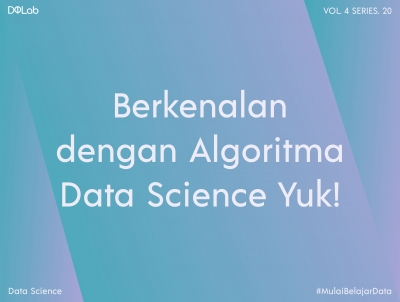 Algoritma Machine Learning : Apa Sih Machine Learning itu? Kenalan Yuk!