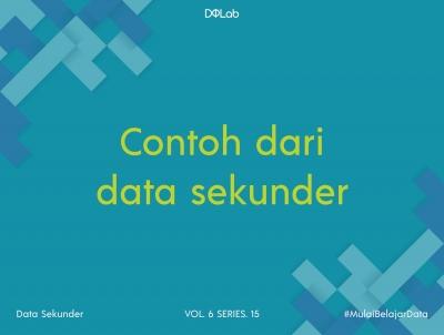 Kenali Contoh Data Sekunder yang Sering Digunakan dalam Penelitian, Yuk!
