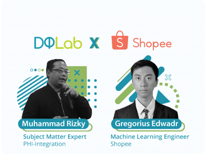 "Shopee X DQLab Workshop : ""The Important Skills of a Data Scientist (+ Practical Session of Data Visualization with Python)"""