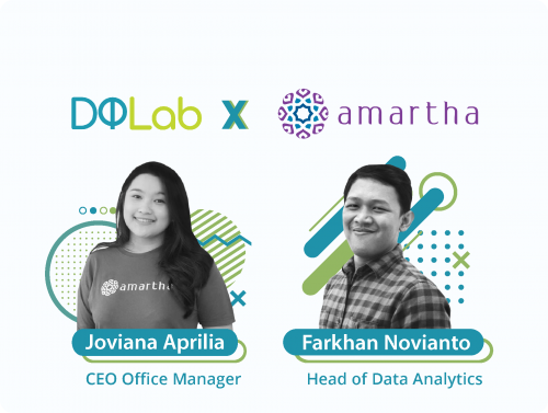 "Amartha X DQLab Workshop : ""The Art of Startup Storytelling with Data (+ Practical Open Source Business Intelligence Tools)"""