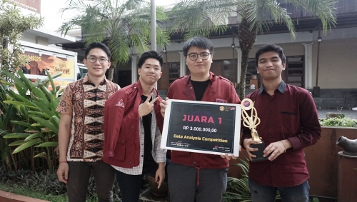 DQLab x iFest Unpad: Bangun Talenta Data Lewat Kompetisi di Kalangan Muda
