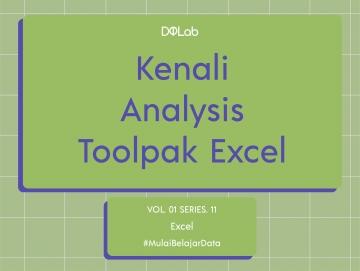 Analysis ToolPak Excel : Analisis Deskriptif Tanpa Coding, Kenapa Tidak?