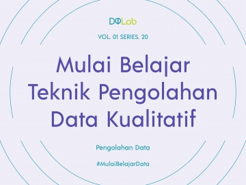Teknik Pengolahan Data Kualitatif dengan Statistika Deskriptif