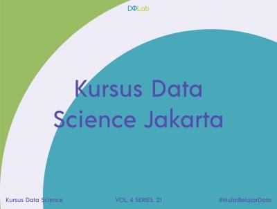Kursus Data Science Jakarta dengan Web Scraping