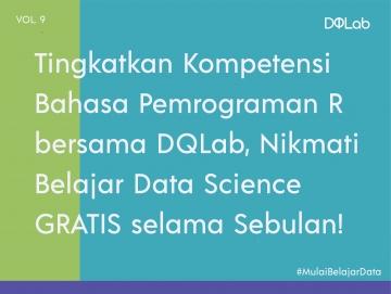 Belajar R : Pentingnya Mengetahui Manfaat R dalam Dunia Data Science