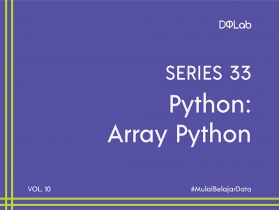 Mendalami Array Python Dengan Mempelajari Rotation