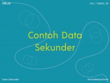 Mengenal Contoh Data Sekunder Di Era Serba Digital