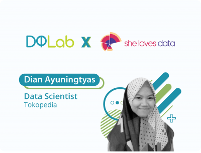 "She Loves Data X DQLab Workshop: ""R Programming for Customer Segmentation"""