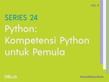Belajar Python Pemula : Pahami Beberapa Poin Berikut Sebelum Melakukan Visualisasi Data Menggunakan Matplotlib!