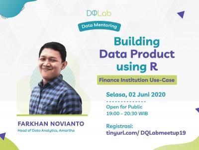Belajar Bahasa Pemrograman R dirumah bersama praktisi Data dengan mengikuti Data Mentoring DQLab!