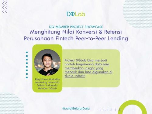 Belajar Data Science di DQLab: Menghitung Nilai Konversi & Retensi Perusahaan Fintech Peer-to-peer Lending