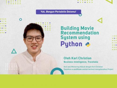 Belajar Data Science dengan Mengenal Recommender System Python, Ternyata ini 3 Studi Kasus yang Dihadapi, Lho!