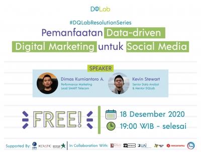 Pemanfaatan Data-driven Digital Marketing untuk Social Media