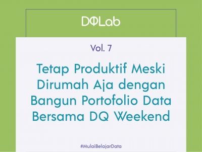 """Belajar Data Science dengan Bangun Portofolio pada Project """"Analisis Data Performa Cabang  Untuk Perusahaan Fintech"""" pada DQ Weekend"""